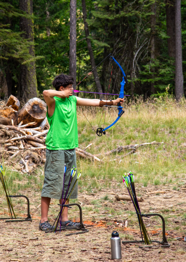 Archery Merit Badge